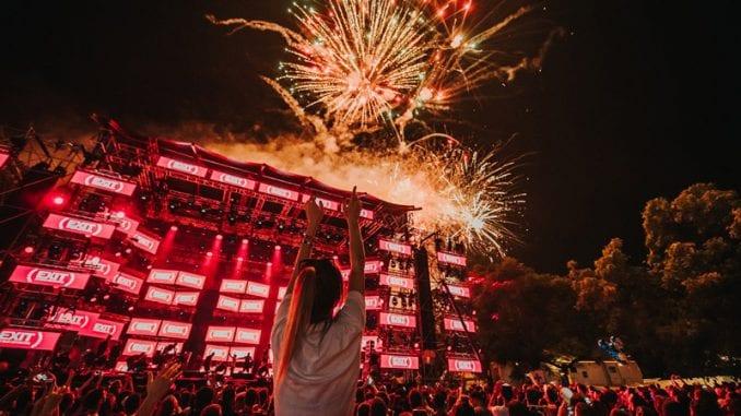 Proslava 20. godišnjice EXIT festivala od 8. do 11. jula na Petrovaradinskoj tvrđavi 1
