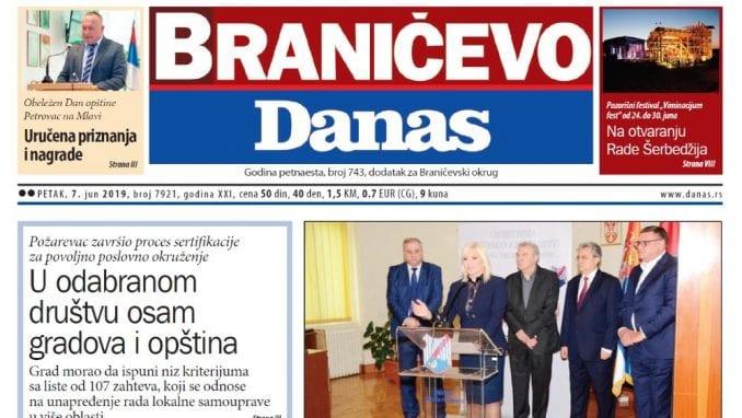 Braničevo – 7. jun 2019. 1