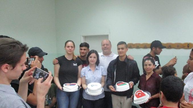 Druženje učenika Mlekarske škole iz Pirota i migranata 4