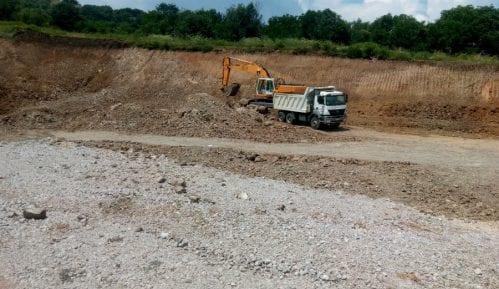 Izgradnja hale za sekundarnu separaciju otpada na regionalnoj deponiji Pirot 14