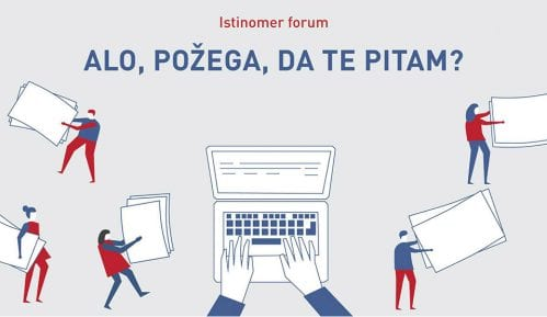 Istinomer forum u Požegi 2