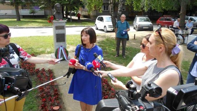 Jagodina: Obeleženo 18 godina od ubistva novinara Milana Pantića 3