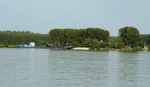 Potonule barže na Dunavu 10