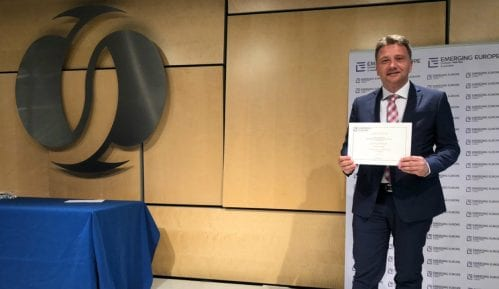 Kancelarija za IT i eUpravu osvojila nagradu u Londonu 7