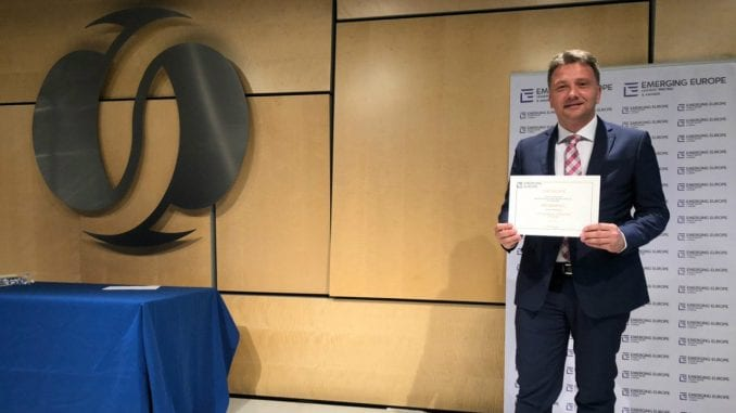 Kancelarija za IT i eUpravu osvojila nagradu u Londonu 1