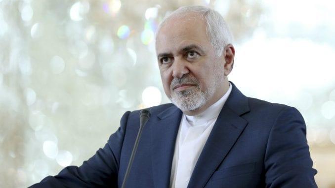 Iranski šef diplomatije otkazao odlazak na samit u Davosu 2