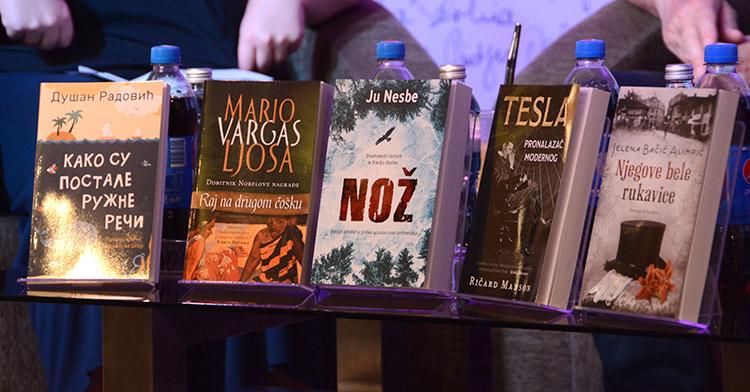 """Jubilarna 20. """"Noć knjige"""" 14. juna od 17 sati do ponoći 2"""
