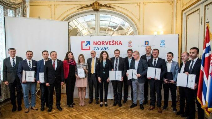 Kraljevina Norveška pomaže otvaranje novih radnih mesta u Srbiji sa 700.000 evra 1
