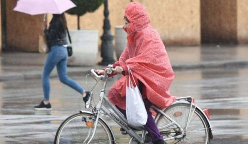 Oblačno i hladnije, kiša i sneg od nedelje u Srbiji 4