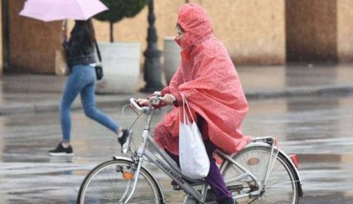 Oblačno i hladnije, kiša i sneg od nedelje u Srbiji 12