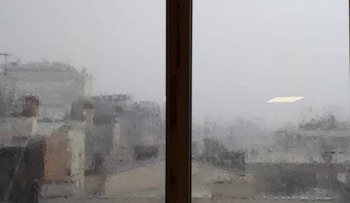 U Srbiji sutra posle podne kiša, pljuskovi i grmljavina 5