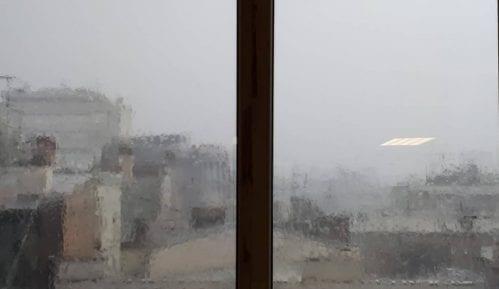 RHMZ upozorava na oluju i obilne padavine, nestabilno vreme i narednih dana 12