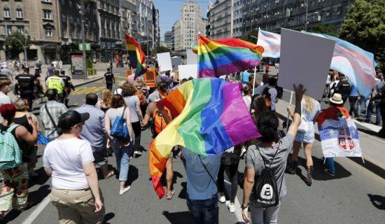 Istraživanje: Za mirno održavanje Parade ponosa 61 odsto građana 7