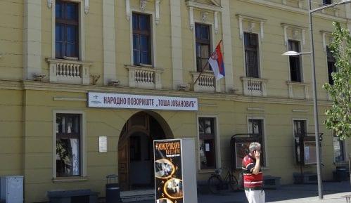 Zrenjaninsko pozorište privremeno obustavlja predstave 13