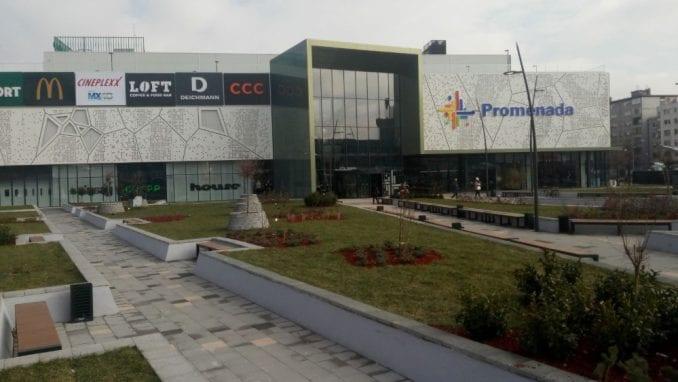 SZS Novi Sad: Promenada je simbol nelegalne gradnje i korupcije 1