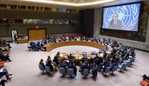 Stalne članice SB UN pozvale na obnovu dijaloga Beograda i Prištine 13