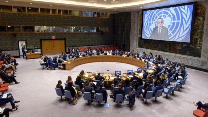 Kineski ambasador u UN: Pokušaj mešanja u pitanja Kine osuđen na neuspeh 1