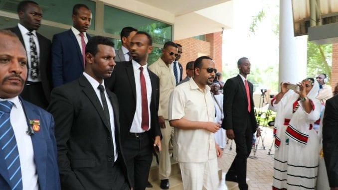 Lideri protesta u Sudanu pozivaju na građansku neposlušnost 5