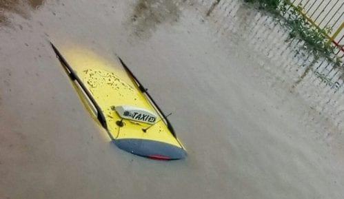 Zbog kiše i bujičnih voda vanredne situacije u Svilajncu, Ćupriji, Paraćinu i Kragujevcu 11