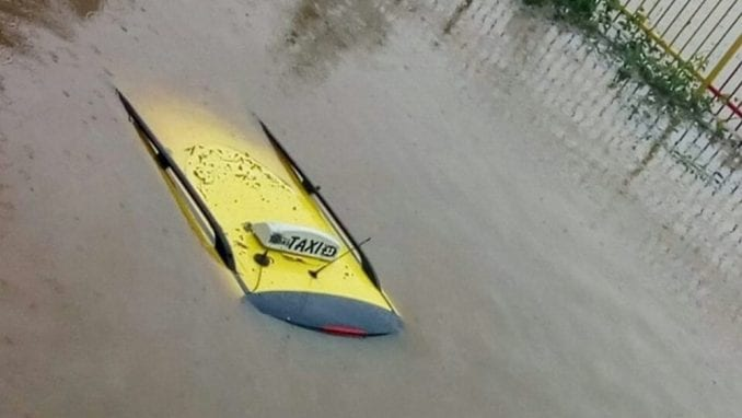 Zbog kiše i bujičnih voda vanredne situacije u Svilajncu, Ćupriji, Paraćinu i Kragujevcu 4