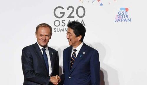 Tusk: Bliže dogovoru o najvišim funkcijama EU 5