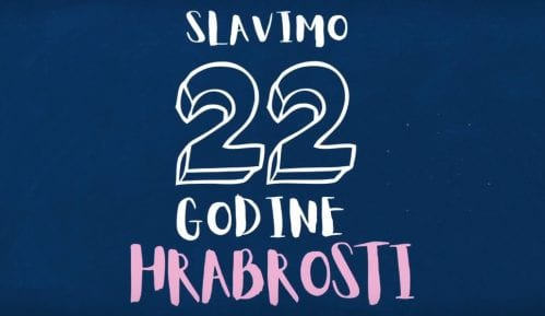 Oni danas, kao i Danas, slave 22. rođendan 6