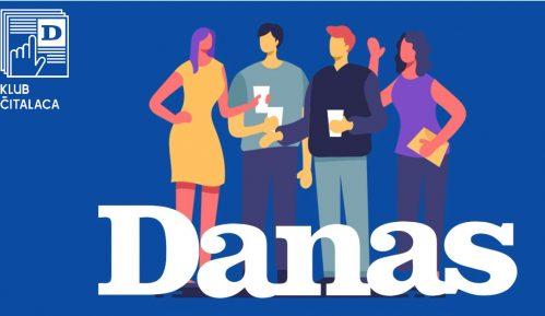 Klub čitalaca Danasa: Popust od 20 odsto tokom cele 2020. godine 15