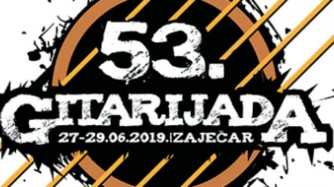Od 27. do 29 juna 53. Gitarijada u Zaječaru 2