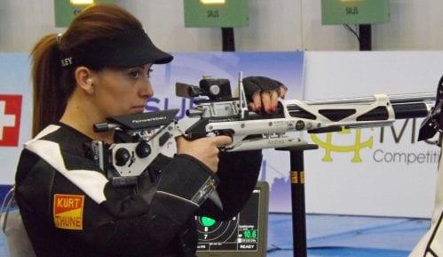 Evropske igre: Andrei Arsović 15. pozicija vazdušnom puškom 12