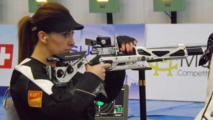 Evropske igre: Andrei Arsović 15. pozicija vazdušnom puškom 1