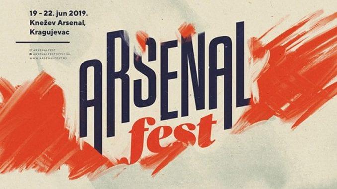 U Kragujevcu sutra uveče počinje tradicionalni Arsenal fest 4