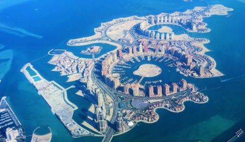 Sudar vojnih aviona u Kataru 6