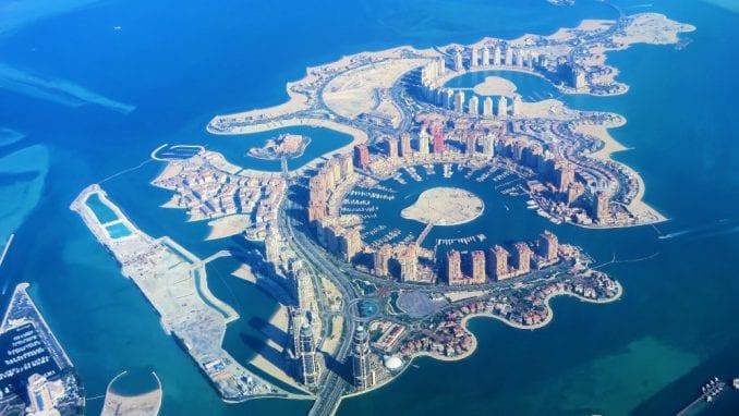 Sudar vojnih aviona u Kataru 1