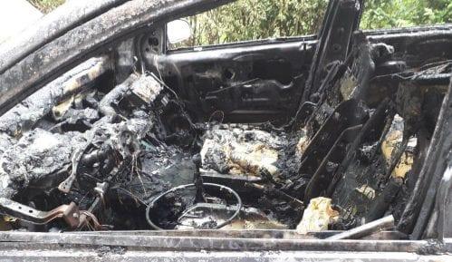 Uhapšen zbog paljenja automobila novinara u Aleksincu 14