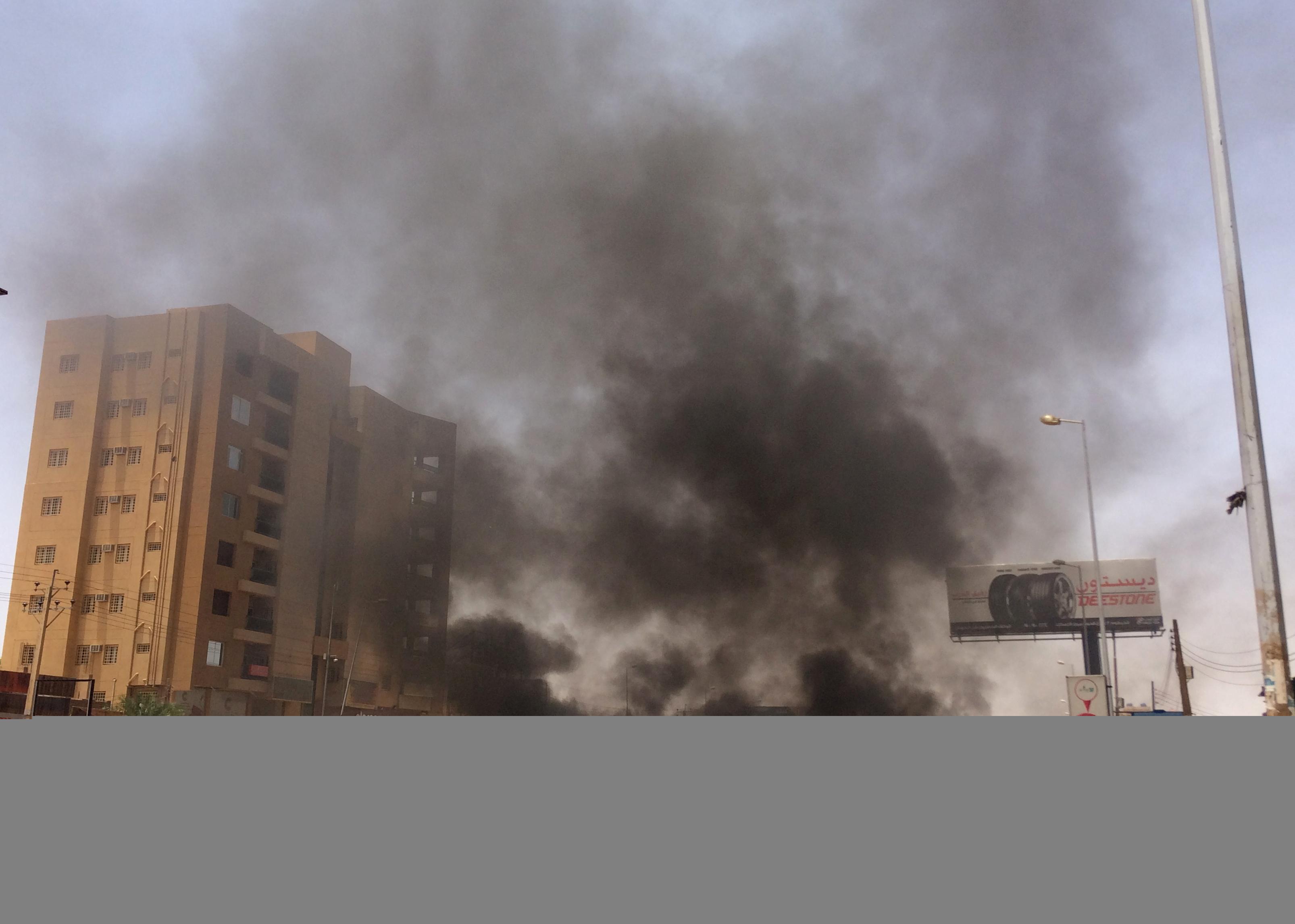 U Sudanu više od 30 mrtvih u rasturanju protestnog kampa, UN osudile napad 2