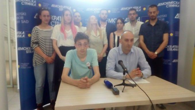 Student koji je pretučen u Novom Sadu izašao iz bolnice, ali se ne seća napada 1