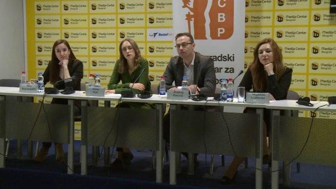 BCBP o službama bezbednosti: Uticaj politike i partijsko zapošljavanje 1