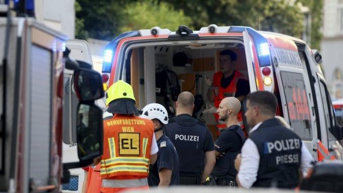 Dvanaest povređenih u eksploziji i urušavanju zgrade u Beču 1
