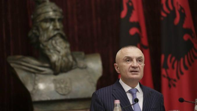 Albanski parlament počeo raspravu o poverenju predsedniku države 1