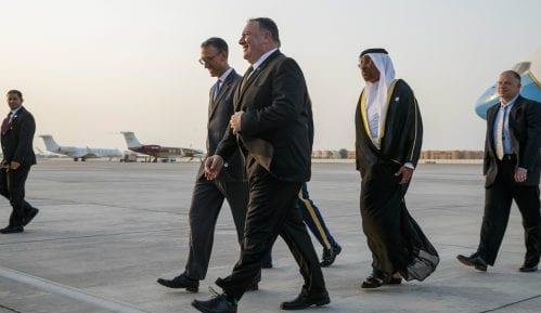 SAD, Velika Britanija, UAE i Saudijska Arabija se založile za diplomatsko rešenje krize sa Iranom 2