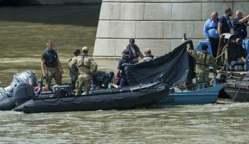 Pronađena tela desete i jedanaeste žrtve brodoloma u Budimpešti 8