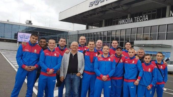 Srpski bokseri na pripremama u Rusiji 4