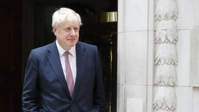 Ministar: Boris Džonson i iz bolnice vodi vladu 3