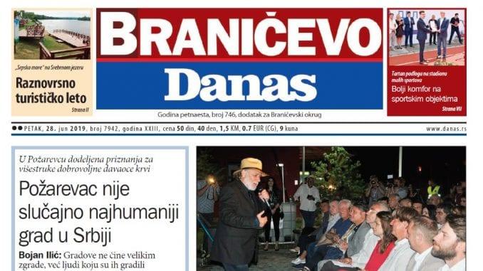 Braničevo - 28. jun 2019. 1