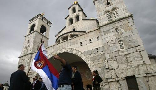 Asošiejted pres: Srpsko-crnogorsko crkveno pitanje podstiče tenzije na Balkanu 9