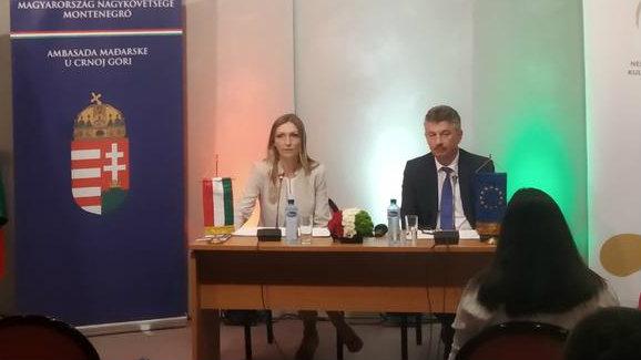 Nedelje mađarske kulture u Crnoj Gori 1