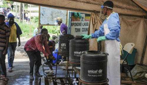 SZO: Epidemija ebole još nije globalna zdravstvena pretnja 8
