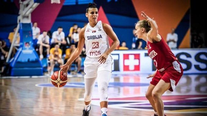 Srpske košarkašice savladale Rusiju u drugom meču na EP 4