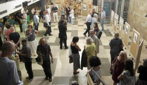 Beogradski festival evropske književnosti otvoren Koraksovom izložbom 7