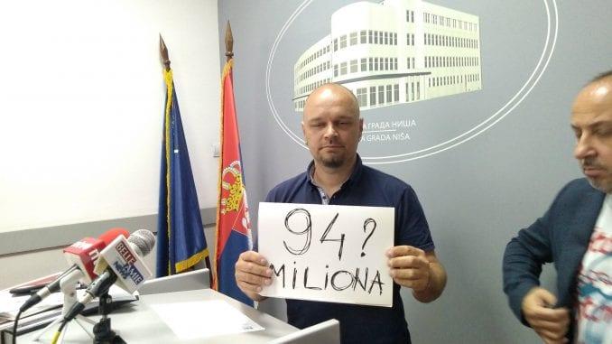 Nonić: Prijava tužilaštvu zbog delovanja neonacista u centru Niša 1